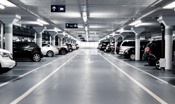 Паркинг на 60 мест на Пасео Сан Хуан в Эшампле | shutterstock_137830295-570x340-jpg