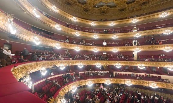 Лучшие театры Испании