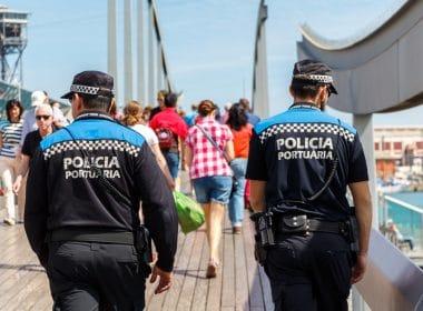 Безопасность в Испании