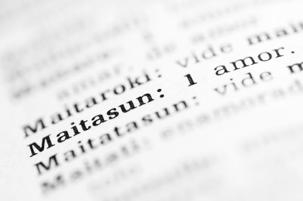 баскский словарь