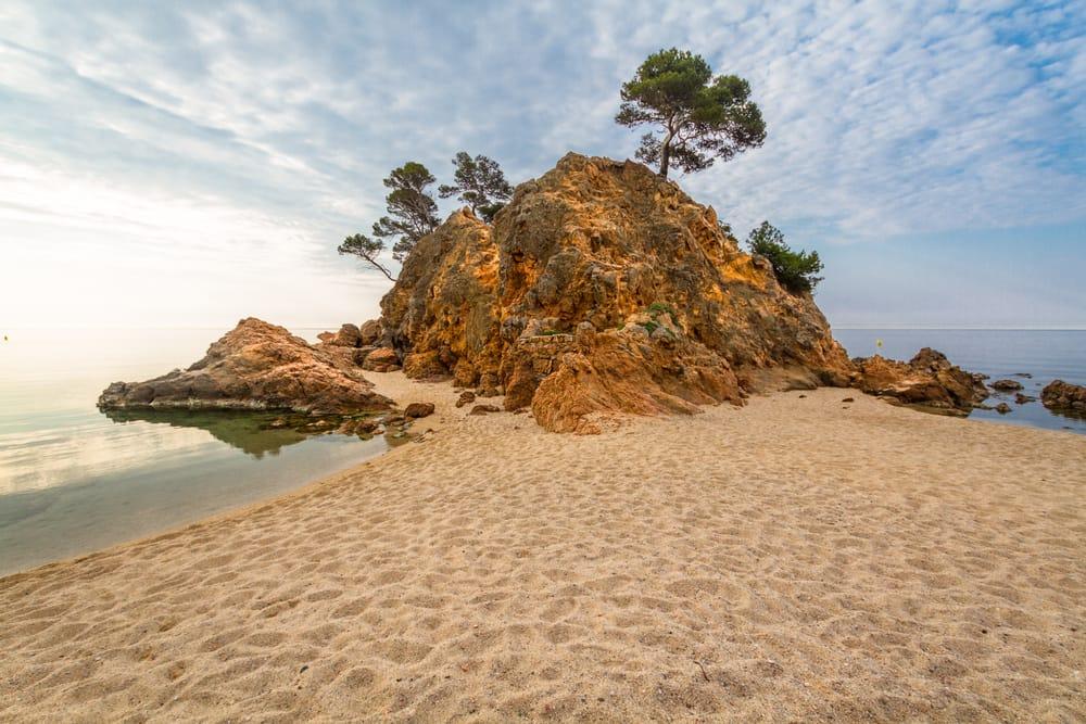 Пляж Плайя-де-Аро