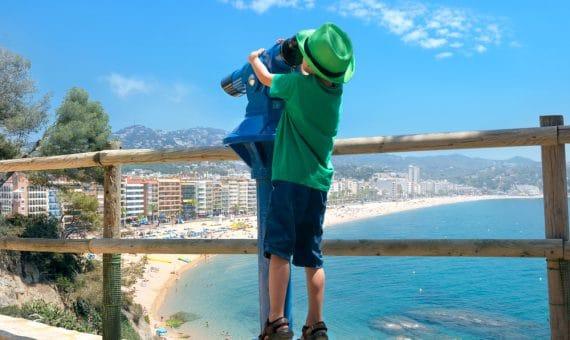 Отдых с детьми на Плайя-де-Аро