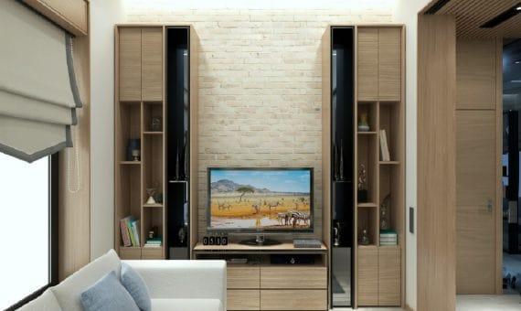 Квартира 70 м2 с новым ремонтом рядом с морем в пригороде Барселоны   3-1-570x340-jpg