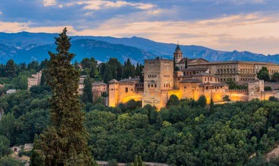 Знаменитые замки Испании