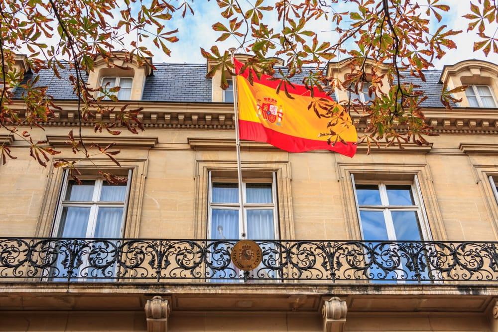 Посольство Испании