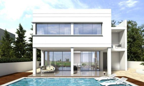 Новые дома рядом с морем в Кастельдефельсе | 00006exterior-570x340-jpg