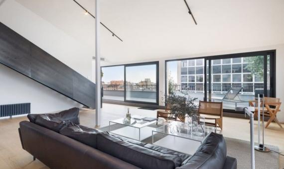 Отреставрированная квартира-пентхаус 221 м2 с террасой в Эшампле   22-1-570x340-jpg