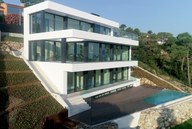 Виллы новой постройки 242 м2 с видом на море в Бегур - 20180803 DIURNAS (5)